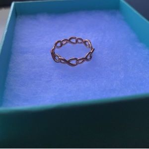 Tiffany & Co. Rose Gold Ring